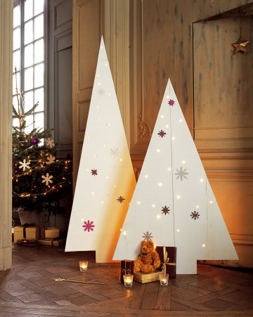 This week i loved the hometrotter - Sapin de noel en bois fabriquer ...
